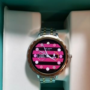 Kate Spade Touch Screen Smart Watch with Wear OS